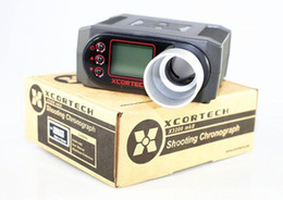 Wholesale Shot Chronograph - High-Power Speed Tester X3200 Airsoft BB Shooting Xcortech Chronograph For Hunting