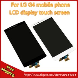 Wholesale Panel Beating - For LG G4 Beat G4s H735 H736 G4mini LCD Display With Touch Screen Digitizer Assembly Replacement Free shipping by DHL