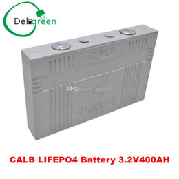Wholesale Electric Battery Storage - CALB LIFEPO4 Battery 3.2V400AH (CA series)battery pack for electric vehicle  solar UPS energy storage etc