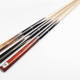 Wholesale Cues Sticks - 2017 hot sale high-qulity billiard cue snooker cues pool cues snooker sticks 3 4 jointed cue