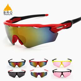 Wholesale Gafas Ski - Wholesale- #Cool# Sunglasses for Men Women Anti-Explosion MTB Cycling Driving Sunglasses Bicycle Glasses Ski Goggles Eyewear Gafas Ciclismo