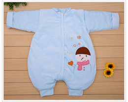 Wholesale Warm Baby Sleeping Bags - Warm winter children newborn baby sleeping bag sleeve.