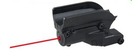 Wholesale Laser Sights For Rifles Scopes - Hunting accessories red Laser sight for 1911 Pistol for rifle scope for hunting