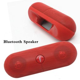 mobile phone shipping boxes Canada - Bluetooth wireless Pill XL Speaker B50 with Retail Box Super Deep Bass Colorful tablet PSP phone6 6s HTC phone MP4 Fast ship