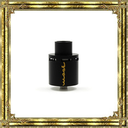 Wholesale Mechanical Mods For Sale - Hot sale Ecigarettes RDA Mose DIY RDA Atomizer for Mechanical Box Mods Mose 24 RDA 510 Thread Free Shippping