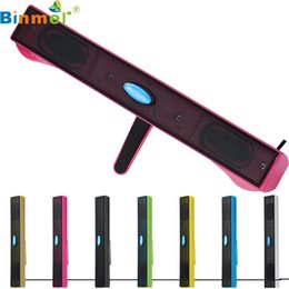 Wholesale Computers Price Sells - Wholesale- Factory price Hot Selling High Quality USB Mini Speaker Music Player for Computer Desktop PC Laptop Notebook Drop Shipping