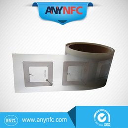 Virutas secas online-Al por mayor- 40mm * 40mm NFC Dry incrustación FM08 Chip compatible con todos los teléfonos nfc * Shiping gratis *
