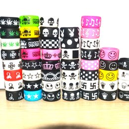 Wholesale Decorative Electronic Cigarette - Silicone Vape Band Rubber Bands Rings fit Atomizer Thermal Stability Electronic Cigarette Decorative Rings Silica Gel Circle Ring 0 26jb3