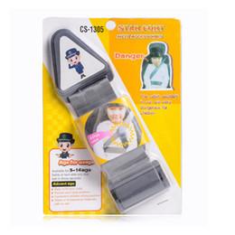 Wholesale Cares Car Seat - Wholesale- 1305 children's seat belts baby care car seat stroller comfort belt baby car travel holder QG