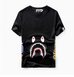 Wholesale Style For Men Tees - PAPA New Men's Camouflage Street Fashion Bapa Style T Shirt Men Printed Tops 2016 Funny Short Sleeves T-Shirt for Men Top Tee