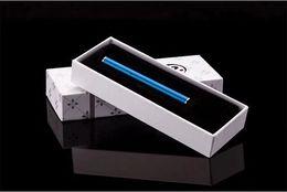 2019 torcia ad arco al plasma Accendino elettronico dell'accendisigari della signora di protezione dell'ambiente dell'accenditore di ricarica dell'accenditore di USB con la scatola di regalo calda