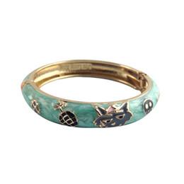 Wholesale Unique Green Bracelet - cartoon animal design bracelet for baby kids cute bangles unique accessories best children day gift K016D