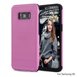 Wholesale S4 Case Pull - For Samsung S4 9500 S5 9600 S6 G9200 S6edge S6edgePlus Note3 Note4 Note5 G530 G360 Rugged Armor Pull the fiber armor case