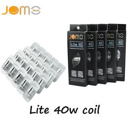 Canada Bobine de Jomo Lite 40w Sub Ohm bobine de rechange pour Jomo Lite 40W boîte kit complet kit DHL gratuit Offre