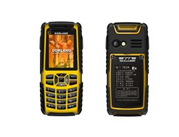 Wholesale Rugged Phones Gps - DORLAND TEV8 Explosion-proof mobile Phone,Rugged Smartphone, Intrinsically Safe For Oil & Gas Industry and Hazardous Areas, Dual Mode