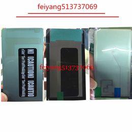 Wholesale Galaxy Tape - Original New Back LCD Screen Adhesive Glue Tape Sticker For Samsung Galaxy s5 s6 s7 s6 edge s7 edge s6 edge plus