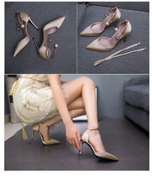 Wholesale Sexy Night Club Shoes - Sexy Mary Janes Women Pumps,Luxury Wedding shoes,Casual Slip On Gift Buckle Strap & Pear Decoration Night Club Footwear,OL Dress Zapatos