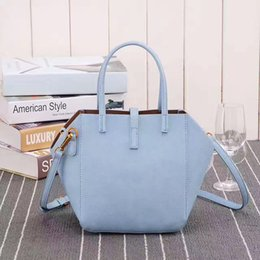 Wholesale Discounted Cell Phones - new arrival 2017 brand designer high quality genuine leather shoulder bag for lady promotional discount free shipping