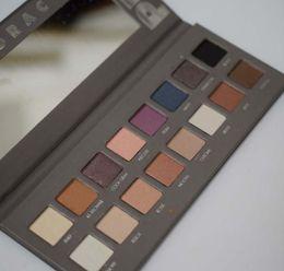 Wholesale Eyeshadow Primer Set - LORAC eyeshadow makeup Generation 2 lorac PRO palette 2 16color eyeshadow palette with eye primer naked kkw tarte kylie mua MOR makeup set