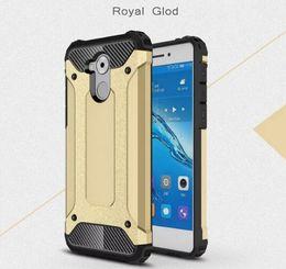 Wholesale Galaxy Z - Slim Armor Dual Layer Hard Case For Galaxy J1 Mini Prime Huawei Enjoy 6S Honor Magic MOTO Z Hybrid TPU PC Aluminum Phone Cover Luxury 1pcs