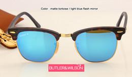 2017 mujeres nuevo lanzamiento clásico cuadrado gafas de sol unisex tortuga de moda azul espejo flash gafas de lentes gafas gafas de sol masculino 49mm desde fabricantes