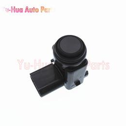 Wholesale Car Parking Aids - car Front Rear Parking Sensor Reverse Aid Sensor PDC for Audi Q7 VW Golf Touran Touareg 1U0919275 1J0919275