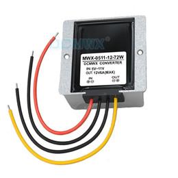 Wholesale 5v boost - DCMWX® 5V6V7V8V9V10V11V increase to DC12V boost converters 5V-11V raise to 12V step up moudle electronic transformer power inverters