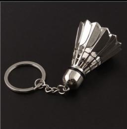 Wholesale Wholesale Market Cars - Badminton metal key buckle creative custom small commodity wholesale market has Po gift personality
