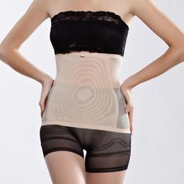 Wholesale tummy firming wrap - Wholesale- Hot Selling Women Postpartum Belly Recovery Girdle Tummy Wrap Corset Body Shaper Belt Band