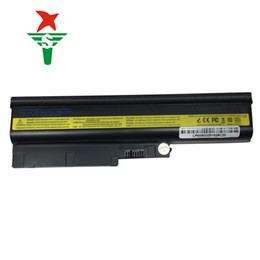 Wholesale Battery For Ibm Thinkpad - Wholesale- 5200mAh 6Cell notebook Laptop Battery for LENOVO ThinkPad T60 FRUP N for IBM R60e T60p Z60m Z61e Z61m Z61p SL300 R500 T500 mu06