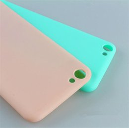 Wholesale Iphone V5 - Luxury Phone Case For VIVO v3 v5 y66 y53 Color TPU Rubber Case Cover For y55 v3 v3max xplay 6 x9 Silicon Case