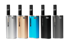 Wholesale Tank Mod Vape - Mystica Mini Vaporizer Oil BUD Starter Kit 650mah Battery Box Mod Vape Pen Cartridges With CE3 Atomizer Tank Magnetic Bin 5 Colors