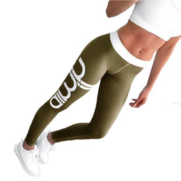 Wholesale Time Trousers Sexy - Wholesale- Women Leggings Workout Skinny Trousers Adventure Time Sexy Girl High Waist Fitness 2017 Leggings Pants Bottom Elastic Clothing