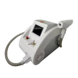 Wholesale Pigment Remover - Q Switch Nd Yag Laser Tattoo Removal Beauty Machine 2000mj ND Yag 1064nm 532nm 1320nm Scar Acne Remover Pigments Removal With Touch Screen