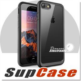 Wholesale Iphone Premium Cases - SUPCASE For iPhone 7 Case iPhone 7 Plus Cases Unicorn Beetle Style Premium Hybrid Protective Clear Bumper Case Scratch Resistant