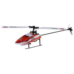 Canada XK K110 RC Helicopter 6CH RC 3D Aerobatic Flybarless RC Helicopter RTF Brushless Set de moteur High Power Lipo Battery Offre