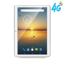 Wholesale Network Usb Webcam - 4G LTE Network 9.7 inch Tablet Octa Core 2560X1600 IPS Bluetooth RAM 4GB ROM 64GB 8.0MP 3G Dual sim card Phone Call Tablets PC Android 5.1