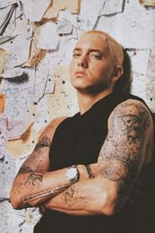 "Wholesale Cloths People - Eminem - American Rapper Hot Music Star 24""x36"" Poster BT-M045 -5"