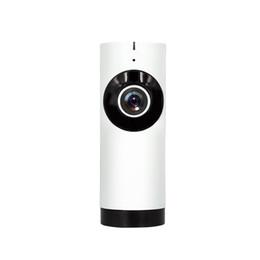EraSmart WIFI inalámbrico HD 720P lente ojo de pez con visión nocturna de visión nocturna mini cámara panorámica Blanco desde fabricantes