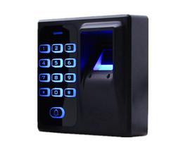 Wholesale Digital Fingerprint Lock - Digital Electric RFID Finger Scanner Scanner System Code Biometric Fingerprint Digital Access Control System for Door Lock Security Home