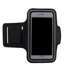 Wholesale Universal Armbands - For Iphone 7 7plus Waterproof Sports Running Armband Case For iphone 6plus Workout Armband Holder Pounch For iphone 5S 6 6S 6S free DHL