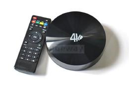 Wholesale Cheapest Media Box - Cheapest S82 TV BOX Android Mini PC Quad Core 2GB 8GB Bluetooth Smart Media Player VS MXQ PRO T95M