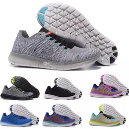 Wholesale Girls Winter Boots Discount - 2017 Cheap New Free RN Flyline 5.0 Sneakers run High Quality Original Discount FreeRun Size 36-45 Boy&girl boot shoes