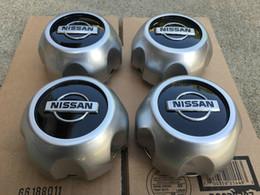 Wholesale Nissan Hub Caps - NEW 4PC SET 2000-2004 NISSAN XTERRA WHEEL CENTER HUB COVER CAPS 40315-7Z100