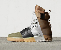 Wholesale Knight Flat Motorcycle Boots - Best Quality Fear of God Military Sneakers Special Field Air Men and Women Martin Motorcycle Army Boots