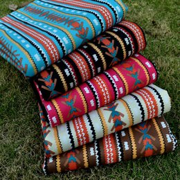 Wholesale Travel Picnic Blanket - Wholesale- Waterproof Moisture proof Outdoor Beach Picnic Camping Mat Multiplayer Foldable Baby Climb Plaid Blanket Picnic mat Beach Travel