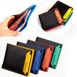 Wholesale Gentleman Photo - Wholesale- 2017 New Arrival Men Wallet Pop Purse Gentleman Bifold Wallets Money Clutch Ultra-large Capacity Mini Card Holder J424