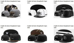 Wholesale Wholesalers Fitted Hats - 2017 summer caps Snapbacks Hat free shipping cayler and sons snapback hats snapbacks caps snap back hat baseball basketball fitted cap