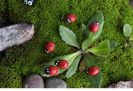 Wholesale Ladybug Stickers - 100bags=10000PCS Cute Ladybug Shaped Fridge Sticker Cartoon Animal Pattern Decoration Toy for Kids Free shipping