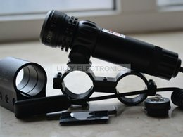 Wholesale Infrared Laser Dot - Wholesale-Scope-980-100-GD 980nm 100mw Infrared IR Dot Laser Sight Gun Rifle Scope